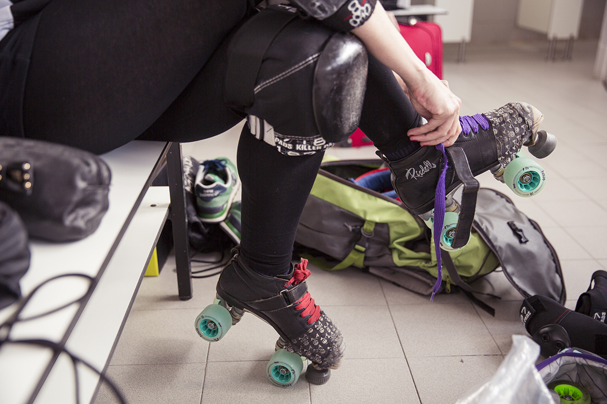 patines roller derby